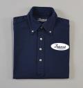 Tranvi TRSHB-032 Primeflex Oval  Shirts Navy