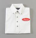 Tranvi TRSHB-032 Primeflex Oval  Shirts White