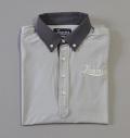 Tranvi TRSHB-033 BD Cleric Shirts Gray/Charcoal