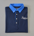 Tranvi TRSHB-033 BD Cleric Shirts Navy/Blue