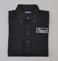 Tranvi TRSHB-035 Long Sleeve BD Shirts Black