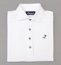 Tranvi TRSHB-036 Semi-wide Collar Stretch Shirts White