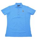 Tranvi TRSHB-040 Semi-wide Collar Shirts Blue