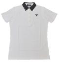 Tranvi TRSHB-042 Dot Air BD Shirts White/Gray