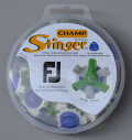 Champ Stinger Tri-Lok for Footjoy Green/White