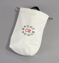 AM&E excors original Shoe Bag White