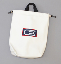 AM&E excors original Shoe Bag White/Navy