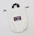 AM&E excors original Shoe Bag White/Navy
