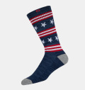 FootJoy ProDry Crew Patriotic Stars + Stripes