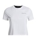 PeakPerformance Women's Alum Light Short Sleeve White