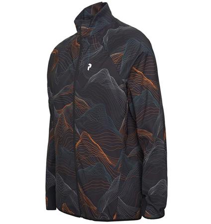 PeakPerformance Fremont Print Jacket Pattern 917