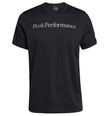 PeakPerformance Alum Light SS Black