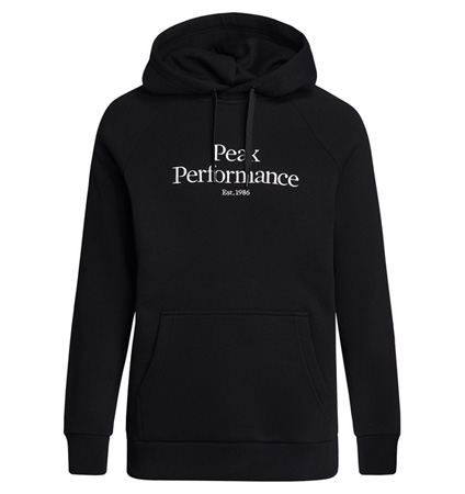 PeakPerformance Original Hood Black