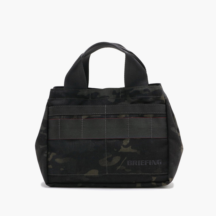 BRIEFING CART TOTE MULTICAM BLACK