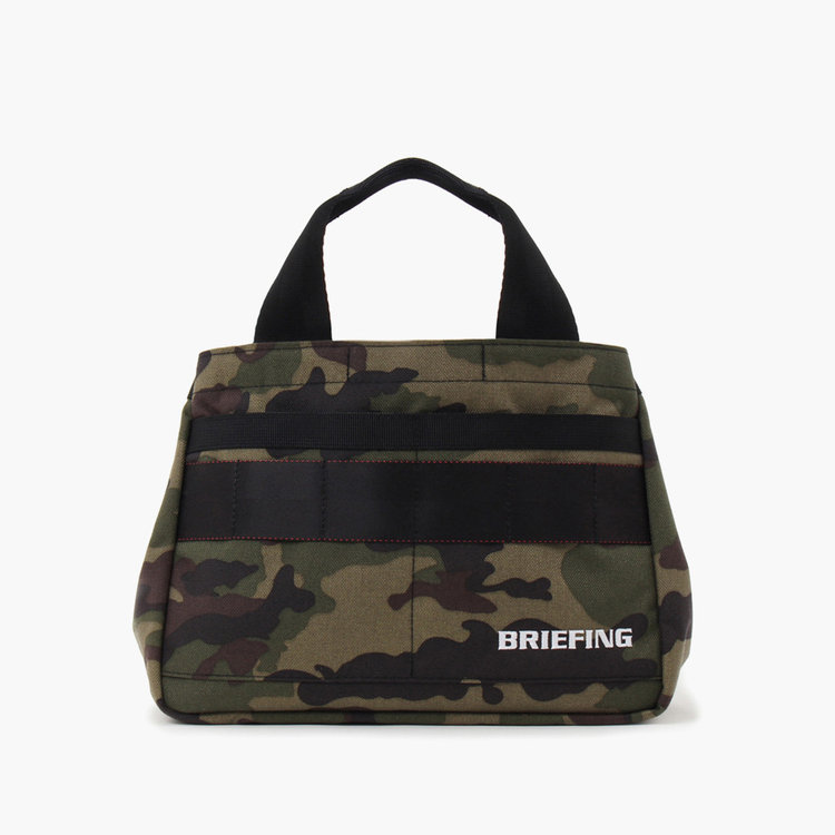 BRIEFING B SERIES CART TOTE GREEN CAMO