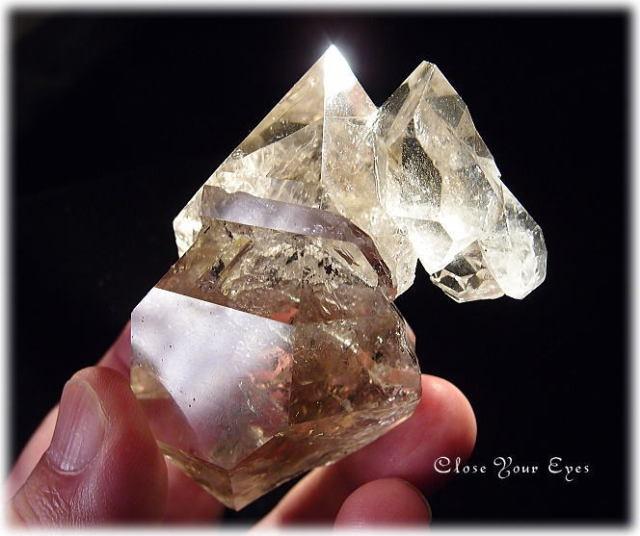 レアな石達 BIGハーキマーダイヤモンド 画像1