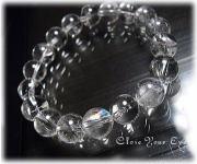 ハイパーエナジーブレス レインボー水晶 10mm 画像1