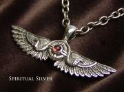スピリチュアルシルバー マアトの翼 画像1