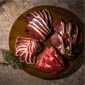 【 上田の厳選エゾ鹿肉 】 食べくらべセット 4種