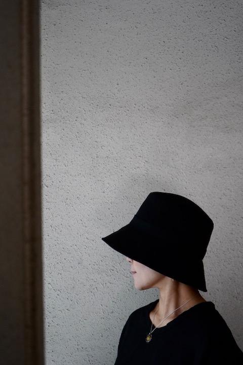 mature ha. linen canvas hat
