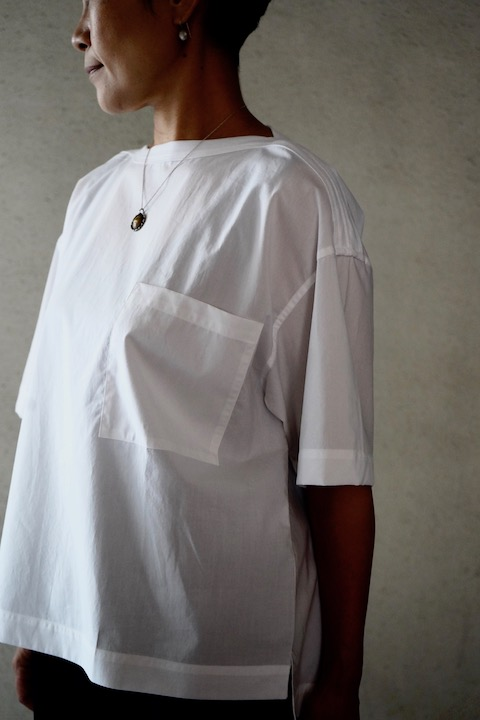HAVERSACK コットン半袖シャツ