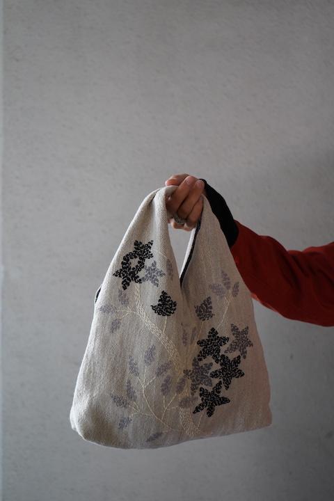 khadi and co VENUS 刺繍ミニBAG