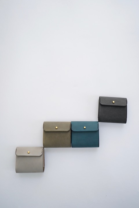 safuji ミニ折り財布