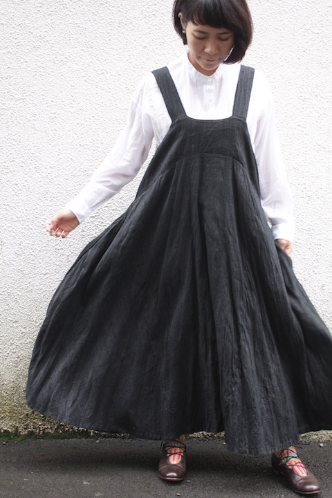 AODRESS カディシルクスリップドレス