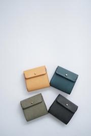 【再入荷】safuji ミニ折り財布