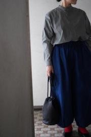 【再入荷】 blueingreen コットンふんわりパンツ for annabelle