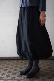 susuri  東炊きタイプライタークロス バルーンマーチスカート