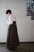 ASEEDONCLOUD Curtain skirt