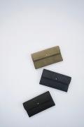 【再入荷】safuji ミニ長財布