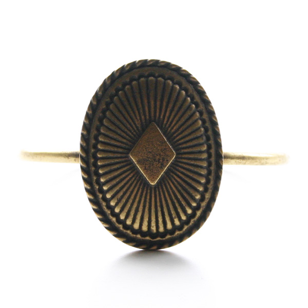 【20%OFF】 The2BANDITS/Wrangler Cuff Antique Gold