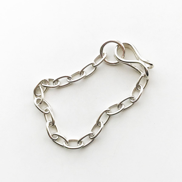 【再入荷】 Saskia Diez/GIRLFRIEND BRACELET 925 AG