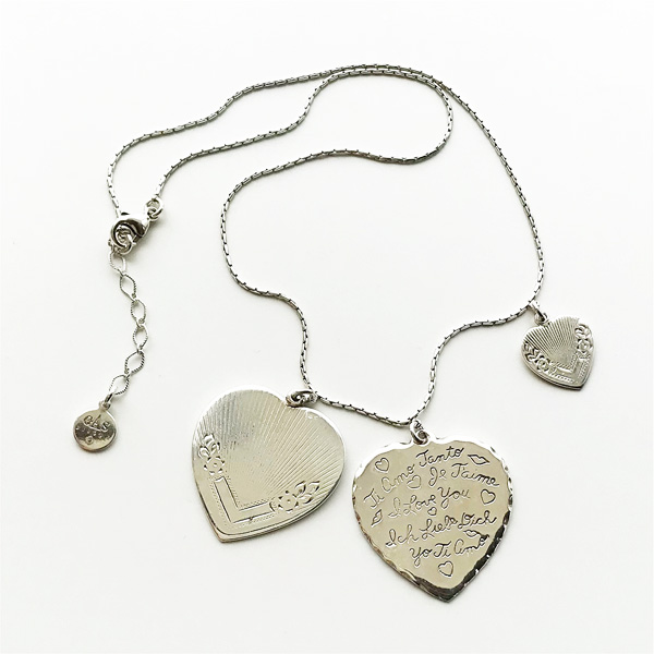 Gas Bijoux/Necklace:Love/a(ネックレス)