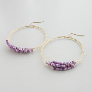 RueBelle Designs/14k gold fill chain & hoops