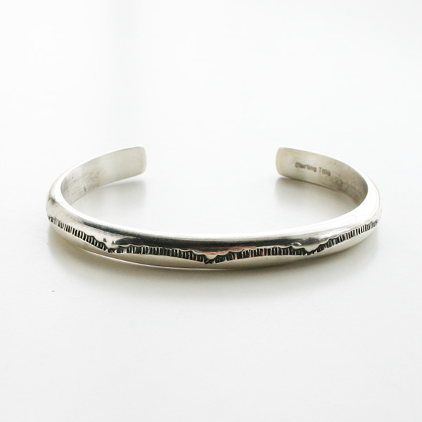 HARPO/Simple Bracelet in Silver A