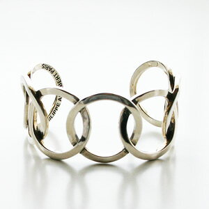【予約販売/7中再入荷(変更有)】 PHILIPPE AUDIBERT/Colombus bracelet Silver Color,