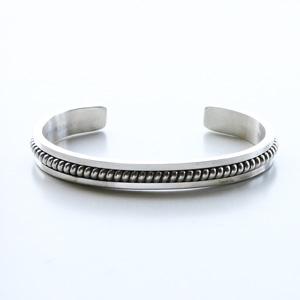 HARPO/String Bracelet in Silver