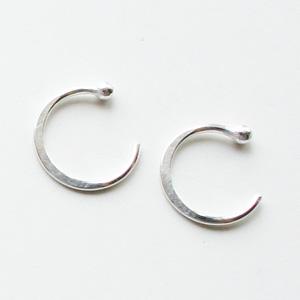 【再入荷】MELISSA JOY MANNING/Sterling silver hugger hoop