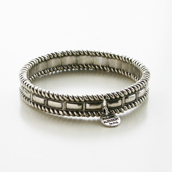 PHILIPPE AUDIBERT/Jeff bracelet Silver Color