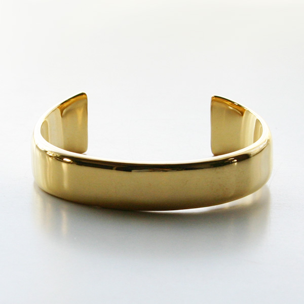 PHILIPPE AUDIBERT/Bobby bracelet S, brass gold color