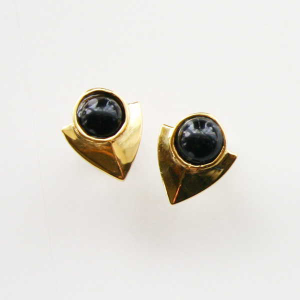 Lizzie Fortunato Jewels/Pre-Columbian Earrings in Black