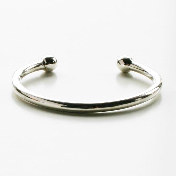【再入荷】PHILIPPE AUDIBERT/Craig bracelet Silver Color,