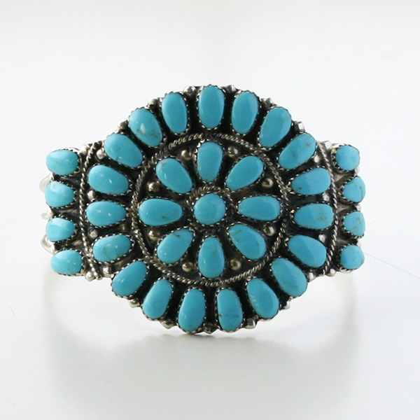 HARPO/Juliana Williams/FLOWER BRACELET BR21/BR06 Turquoise