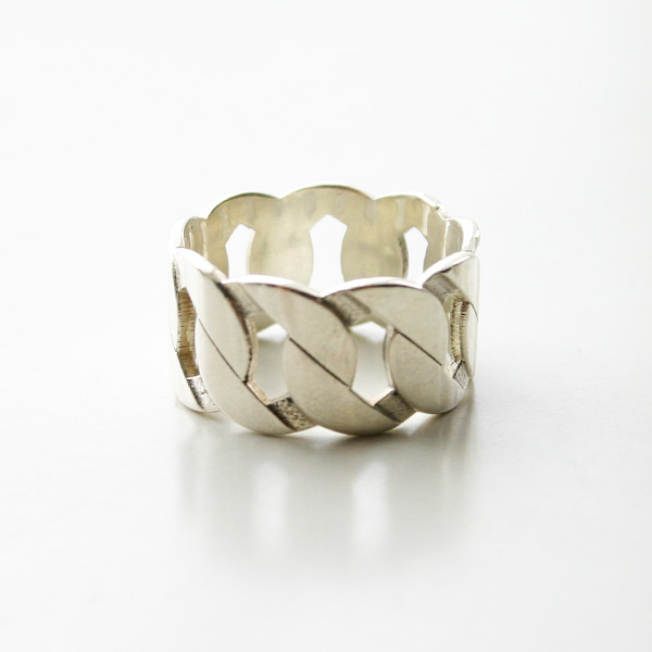 【再入荷】Saskia Diez/GRAND RING NO2 925 AG