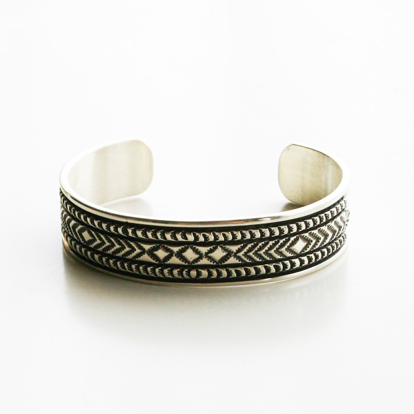 【20%OFF】 HARPO/Bruce Morgan/INDIAN SILVER CUFF/02