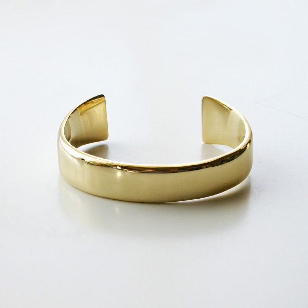 【再入荷】PHILIPPE AUDIBERT/Bobby bracelet S, brass light gold color,