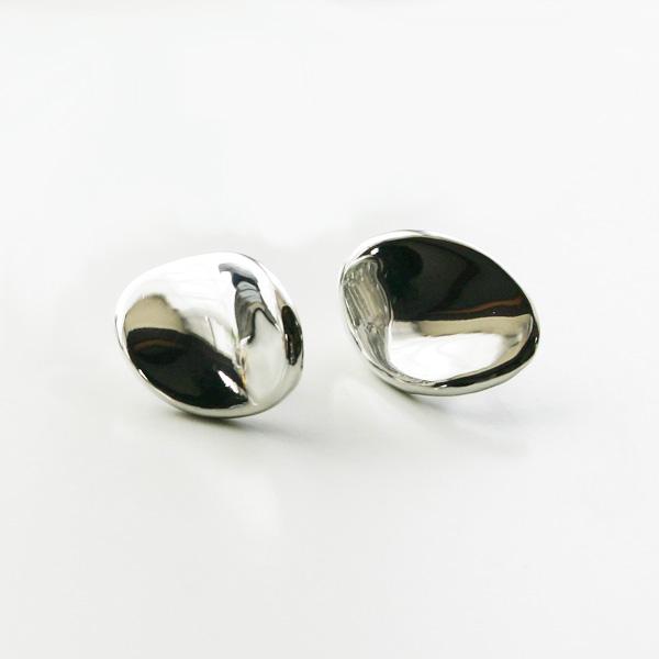 IRIS47/Blaze Earring in Silver